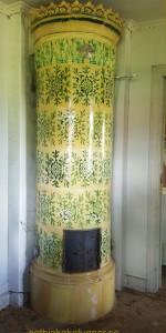 Grön hantverksugn